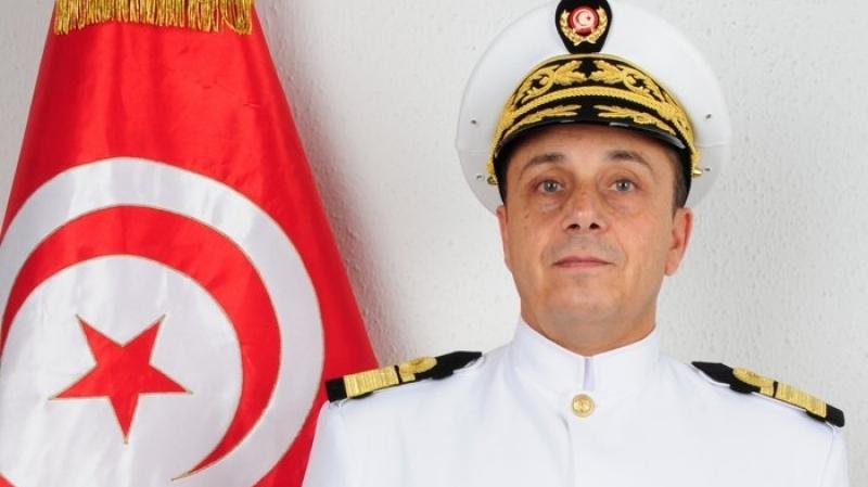 L'Amiral Abderraouf Atallah nommé conseiller à la Sécurité nationale