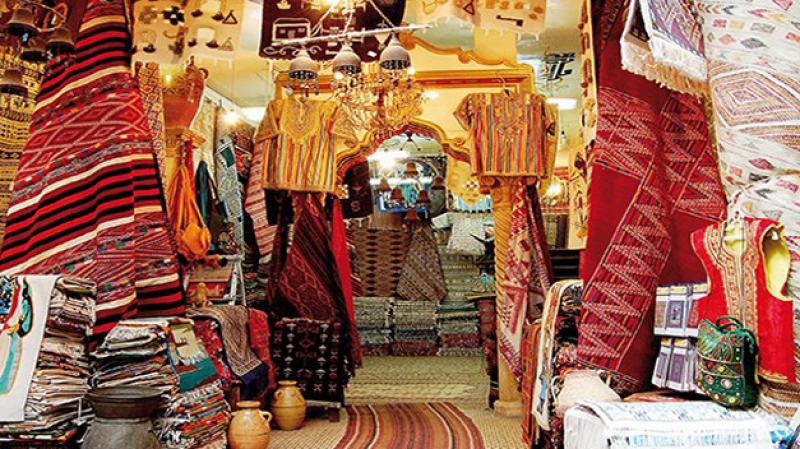 L'artisanat tunisien s'invite à Paris  au mois d'avril