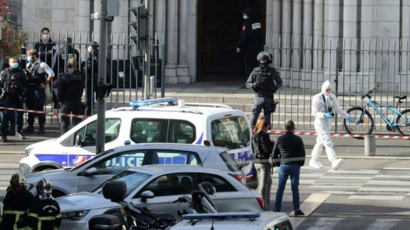 L'assaillant de la Basilique de Nice serait tunisien