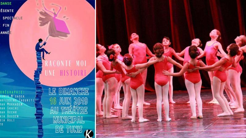 L'école K'danse présente son spectacle au théâtre municipal