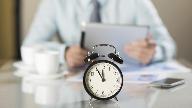 L'horaire administratif exceptionnel inchangé