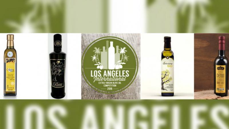 L'huile tunisienne 'Olivko' rafle la médaille d'or à Los Angeles