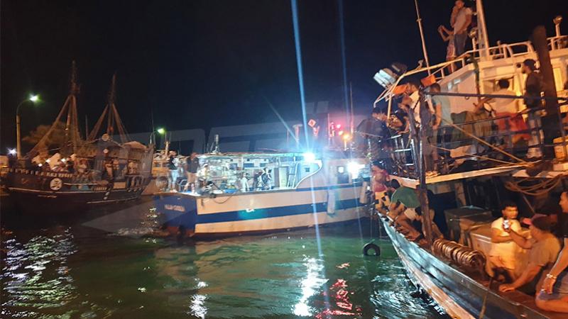 L'INM met en garde les pêcheurs