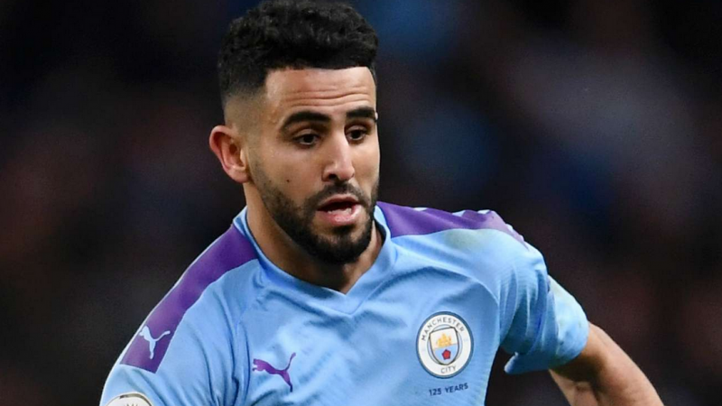 L'international Riyad Mahrez cambriolé.. Plus de 500.000 € volés