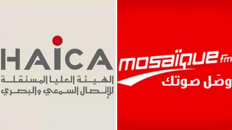 La HAICA met en garde Mosaique FM