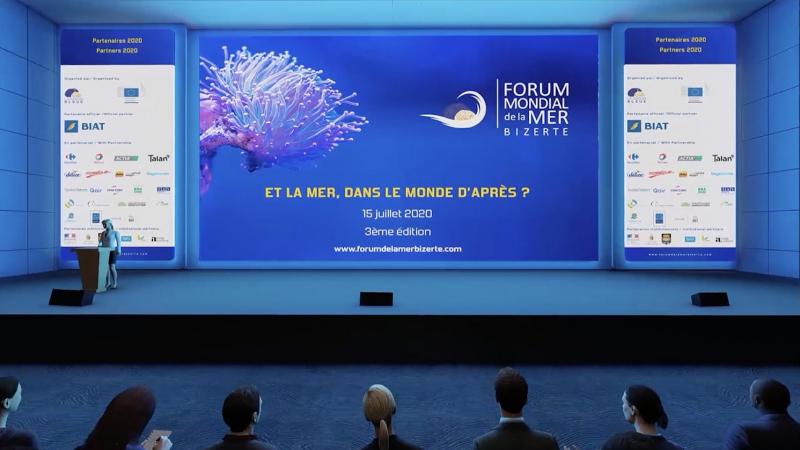 La mer dans le monde d'après, horizons et coopération internationale