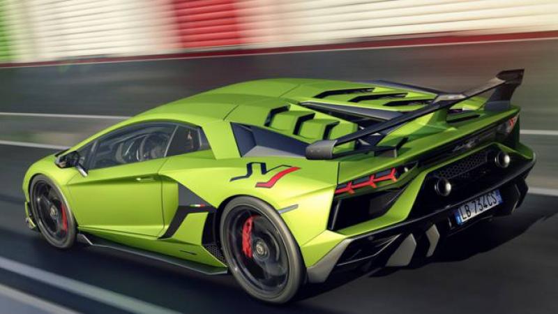 La nouvelle Lamborghini la plus puissante de tous les temps