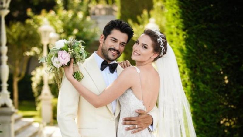 La transformation de la femme de Burak Özçivit après son accouchement