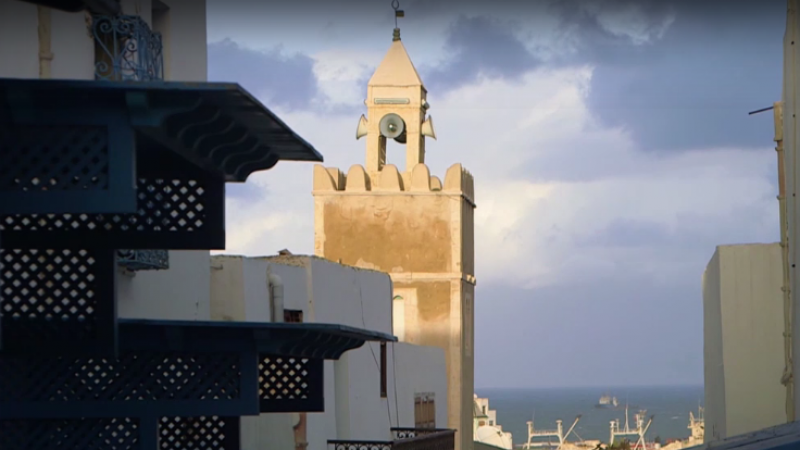 La Tunisie à travers le prisme de Maupassant sur Arte