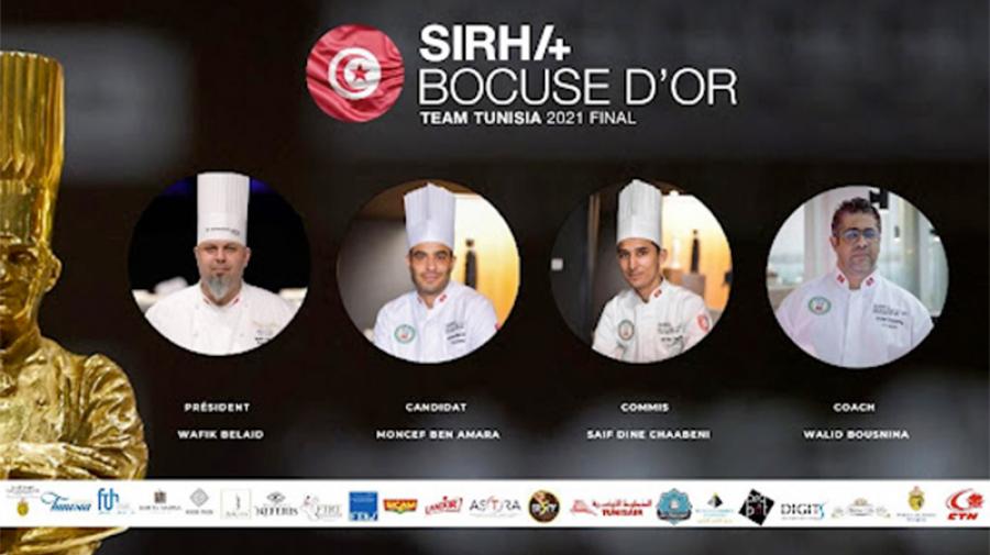 La Tunisie participe au prestigieux concours culinaire Bocuse d'Or -  Mosaique FM
