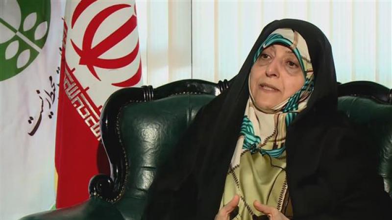 La vice-Présidente iranienne chargée infectée par le coronavirus