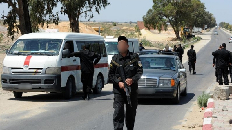 La ville du Kef encerclée et des opérations de ratissage en cours