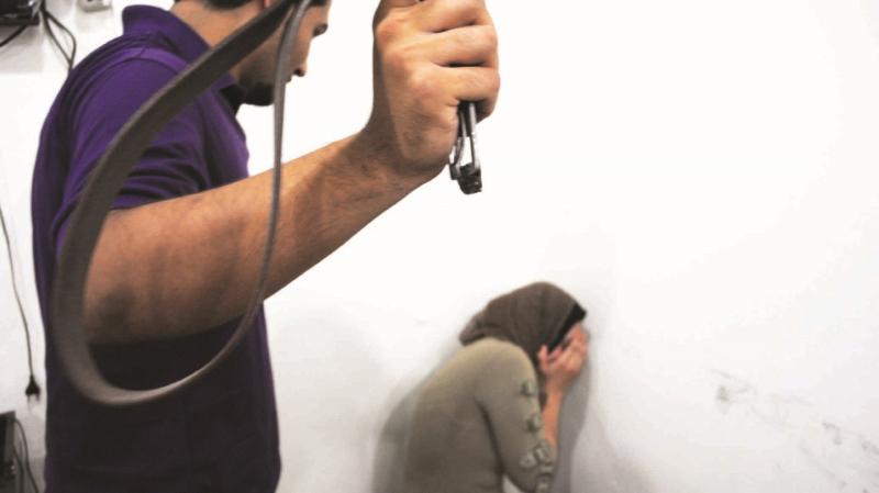 La violence contre la femme  représente la majorité des signalements