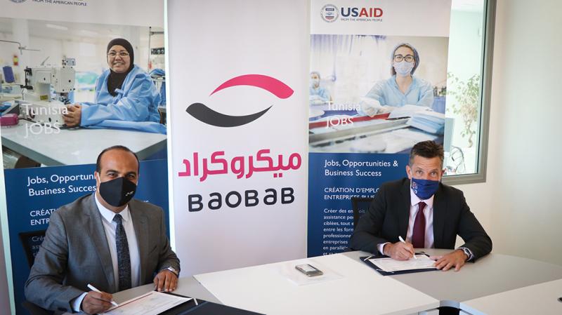 Lancement de programme SANAD : Soutien aux entrepreneurs spécial Covid