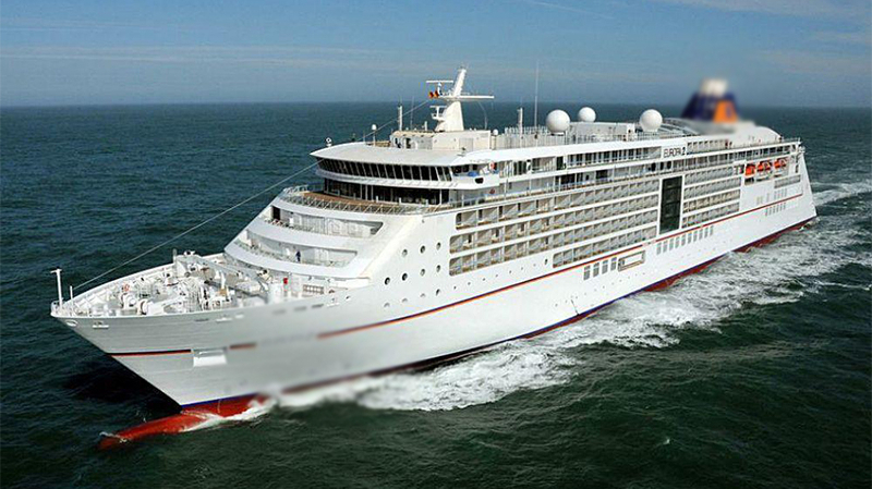 """Le bateau de croisière """"Amira"""" accostera jeudi au port de la Goulette"""