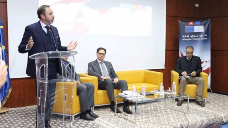 Ced tn premier bureau en afrique et dans le monde arabe