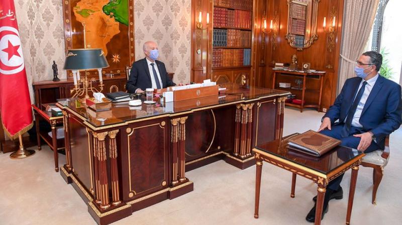 Le chef de l'Etat reçoit le ministre de la Défense