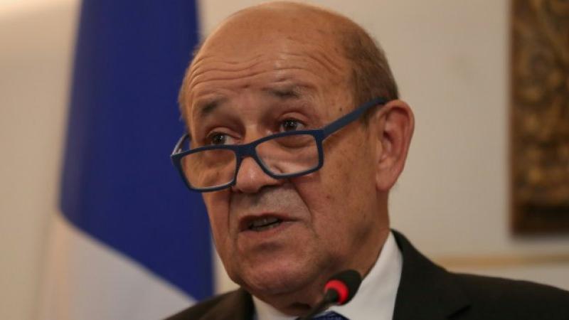 Le Drian revient sur la Présidentielle en Tunisie