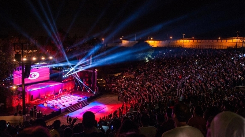 Le Festival International de Carthage du 13 juillet au 15 août 2018