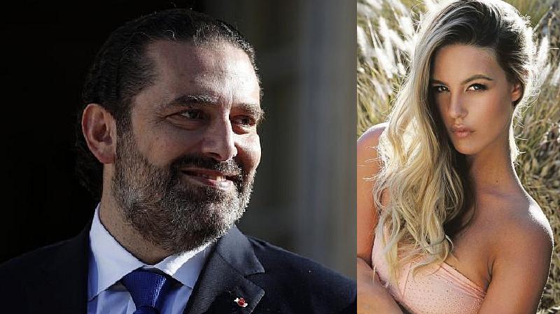 Le généreux cadeau de Saad Hariri à un mannequin refait surface
