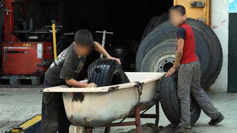 Le guide pratique d'intervention sur le travail des enfants en Tunisie