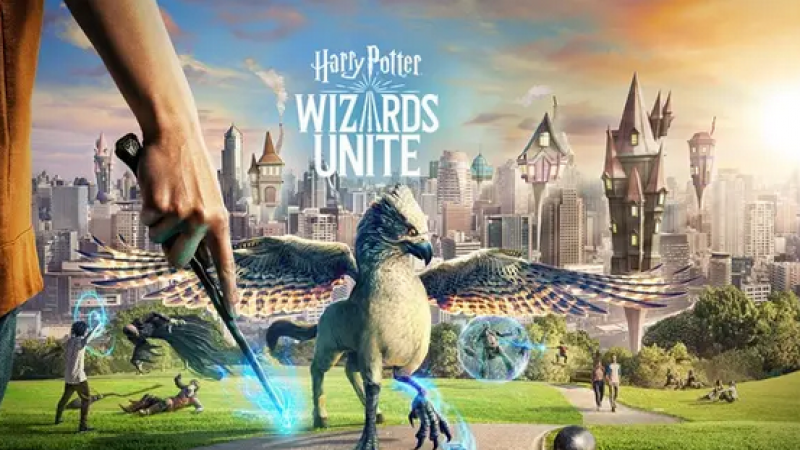 Le jeu Harry Potter 'Wizard Unite ' disponible en europe