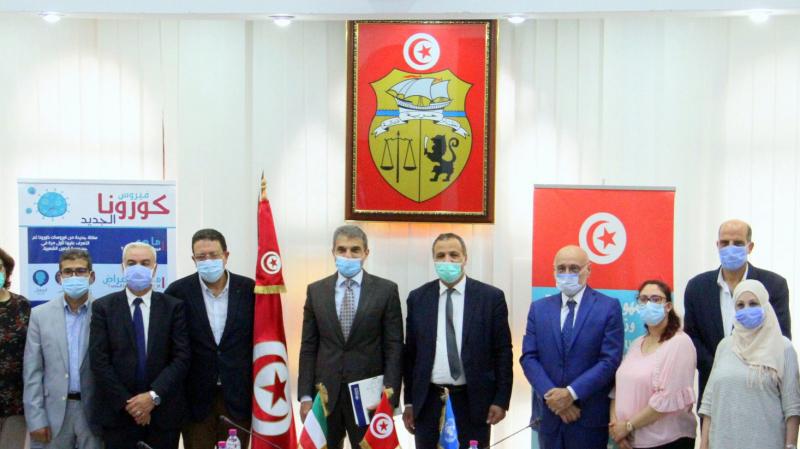 Le Koweit finance la construction d'hôpitaux régionaux