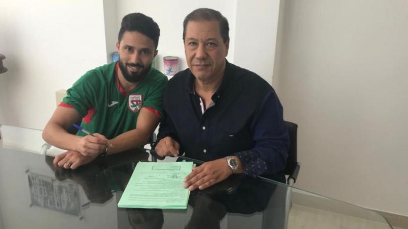 Le Libyen Omar Laaribi au Stade Tunisien