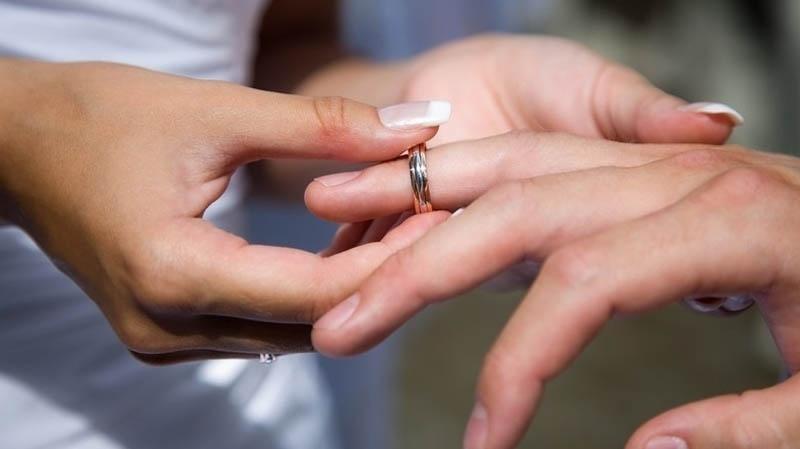 Le mariage non reconnu de Lilia et Thomas