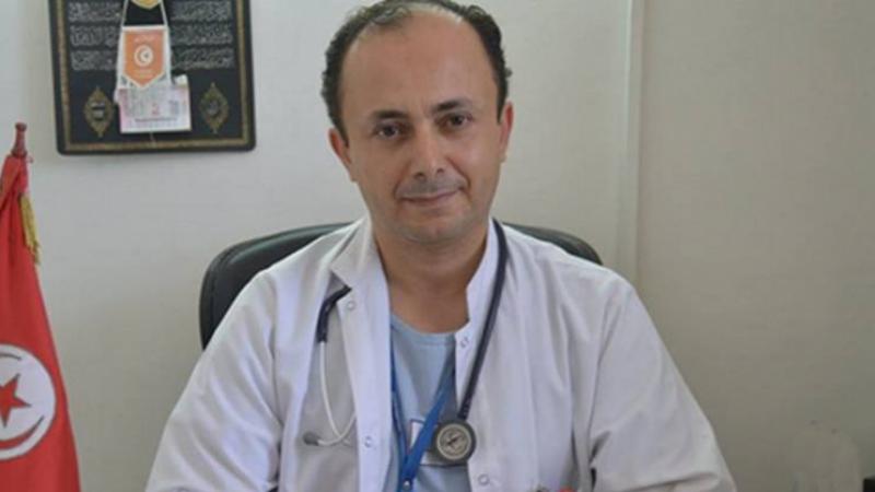 Le médecin Dhaker Lahidheb testé positif au coronavirus