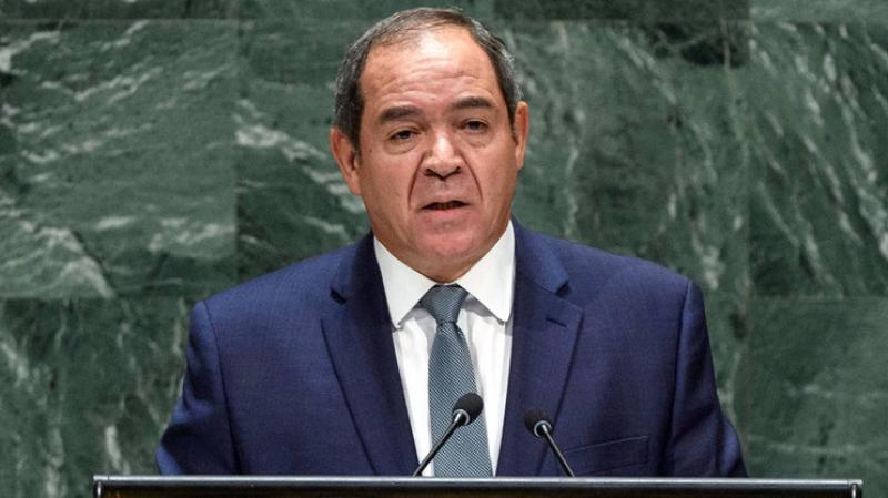 Le ministre algérien des Affaires étrangères en visite en Tunisie