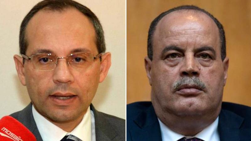 Le ministre de l'intérieur commente l'affaire Gharsalli