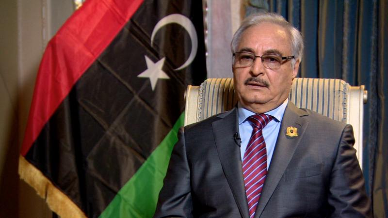 Le ministre de l'Intérieur libyen : Paris soutient Haftar
