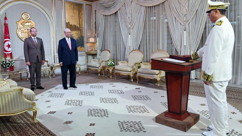 Le nouveau gouverneur de Sfax prête serment