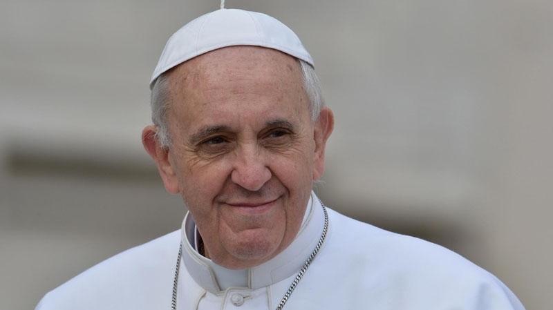 Le pape François en visite en Egypte