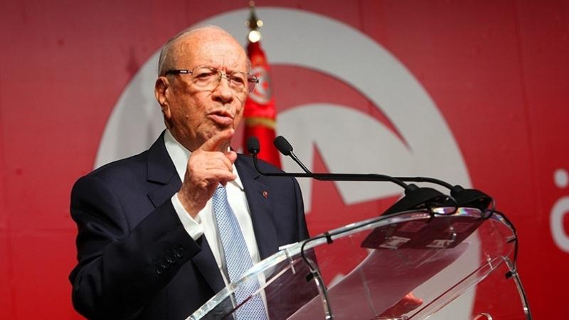 Le président de la République tient une conférence de presse
