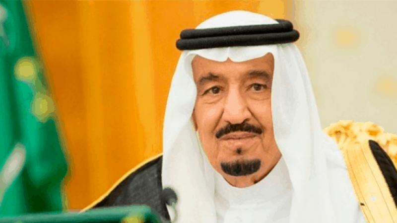 Le roi d'Arabie saoudite