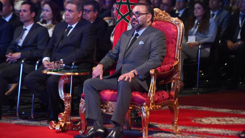 Le roi du Maroc s'est fait voler ses montres au palais