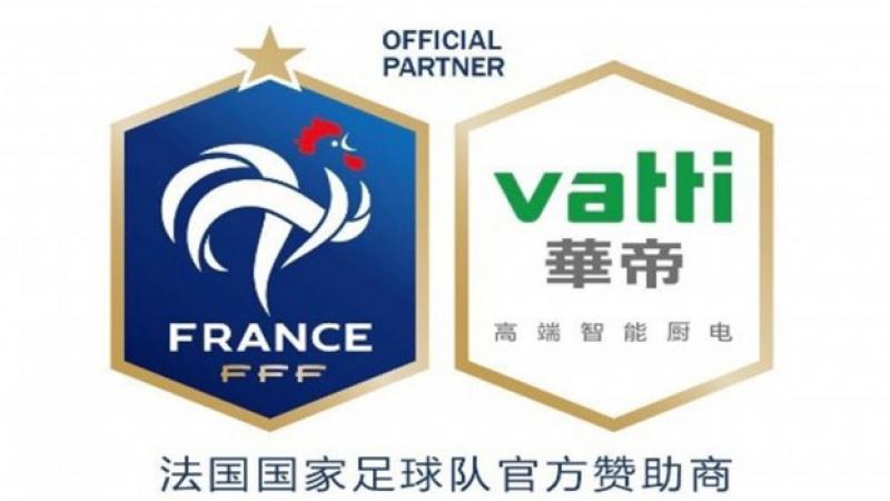 Le sponsor Chinois des Bleus honore sa promesse après la victoire