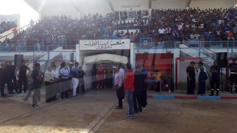 Le stade Nejib Khattab sera prêt avant le début du championnat
