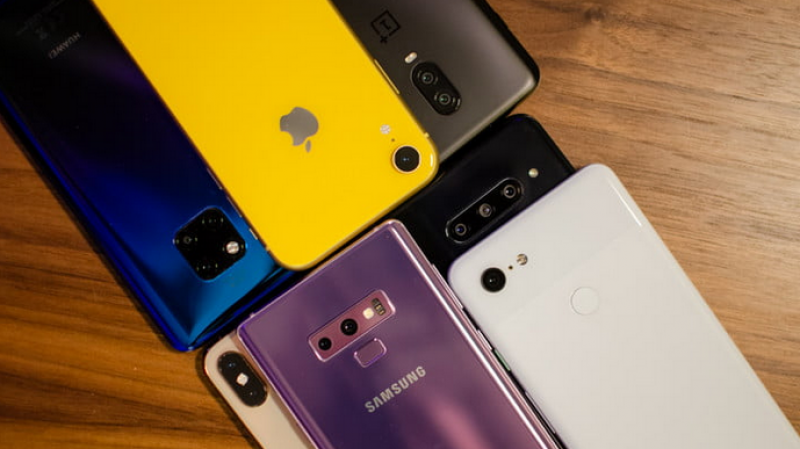 Le top 20 des meilleurs smartphones