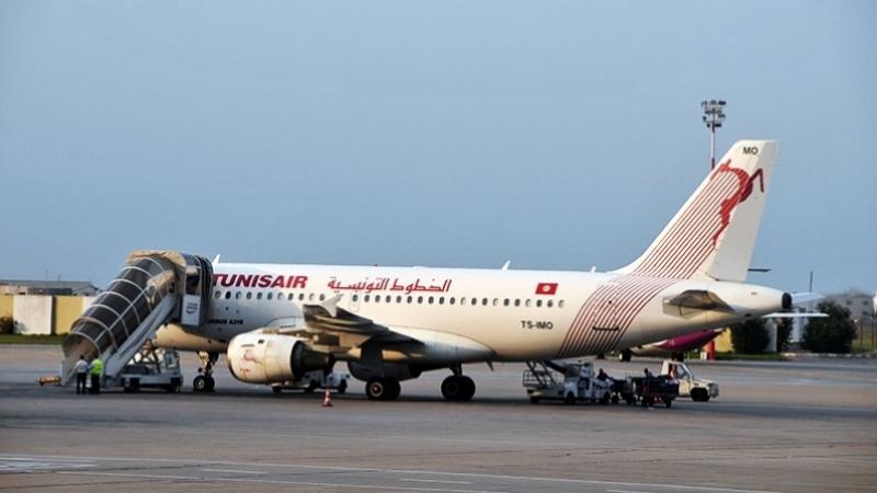 'Tunisair' : le trafic aérien affiche une croissance