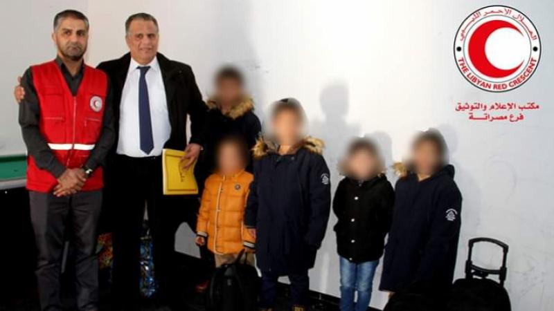 Les enfants rapatriés de Libye retrouvent les bancs de l'école