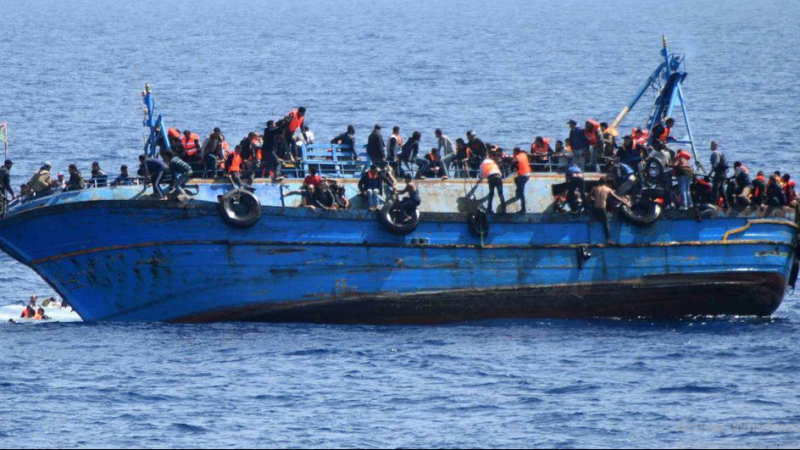 Les femmes moins enclines à la migration irrégulière