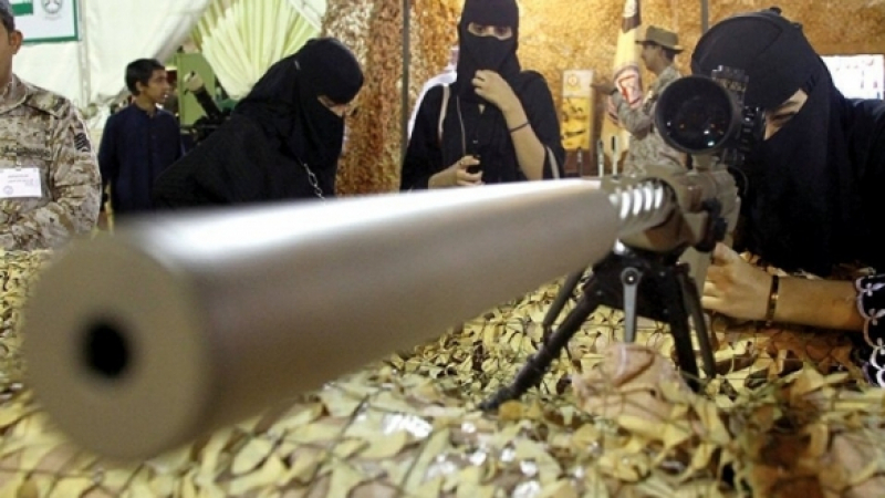 Arabie saoudite: Bientôt, des femmes soldats