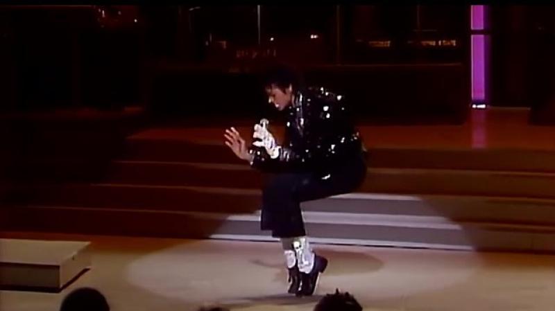 Les mocassins de Michael Jackson aux enchères