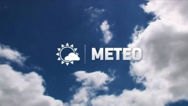 Les prévisions météo du vendredi