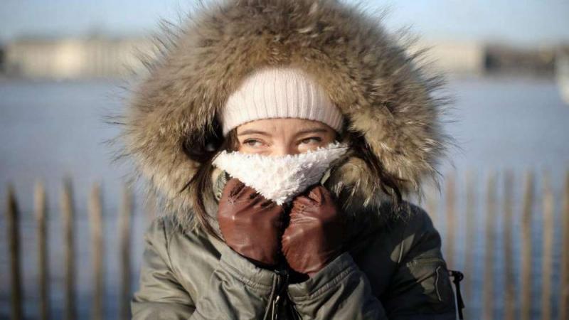 Les températures atteignent les 7°
