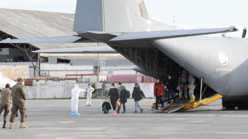 Les tunisiens rentrés de Chine: Fin de la quarantaine !