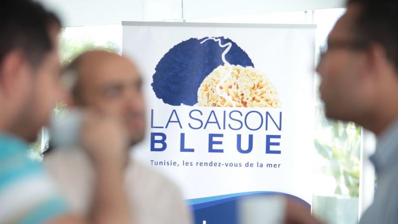 Les vainqueurs  d'AMWEJ / LA SAISON BLEUE